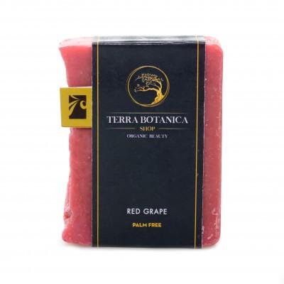 Rote Trauben Seife